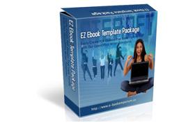 EZ Ebook Template Package