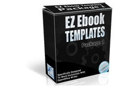 EZ Ebook Templates Package 1