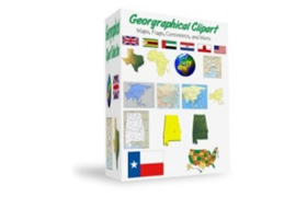Geographical Clipart
