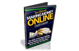 Making Money Providing Online Services