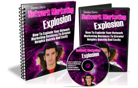Network Marketing Explosion