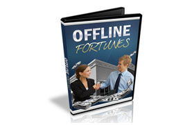 Offline Marketing Method