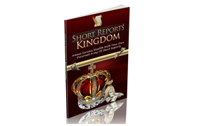 Short Reports Kingdom Bonus Report
