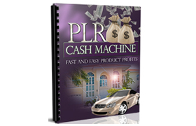 PLR Cash Machine Guide