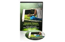 Higher Power Meditation Audio