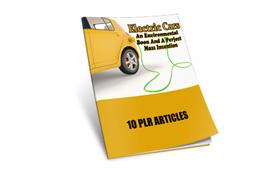 Electric Car Craze Articles