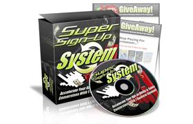 Super Signup System