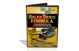 Sales Video and Page Optimization