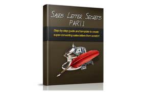 Salesletter Secrets Part 1