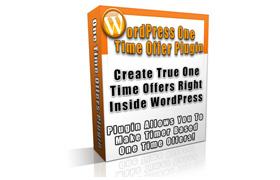 WordPress One Time Offer Plugin