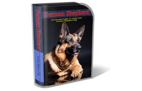WP HTML PSD Templates German Shepherd