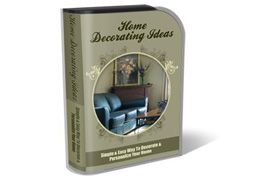 WP HTML PSD Templates Home Decorating