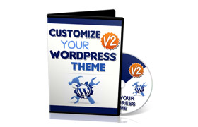 Customize Your WordPress Theme V2