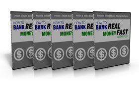 How To Bank Real Money Fast With PLR