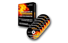 How To Become An Explosive Niche Riche Marketer