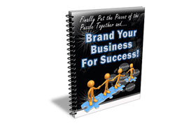 Brand Your Business For Success
