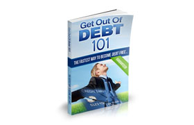 Get Out Of Debt 101 Plus Audio and Free Report