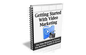 Get Started Video Marketing