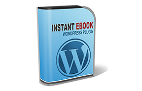 Instant Ebook Wordpress Plugin