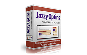 Jazzy Optins Wordpress Plugin