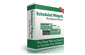 Scheduled Widgets WordPress Plugin