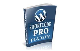 Shortcode Pro WP Plugin