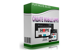 Create Mobile Apps Niche WP Theme