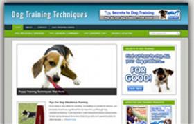 Dog Training Niche WP Theme