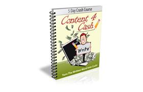Content For Cash