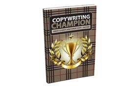 Copywriting Champion Great Clients and Great Copy