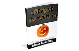 Creative Halloween 101