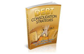 Debt Consolidation Strategies