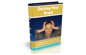 Destroy You Anger