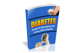 Diabetes WP HTML Ebook Website