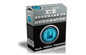 EZ Bookmark Us Generator