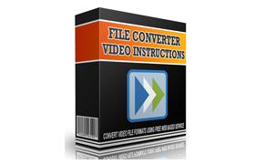File Converter Video Instructions