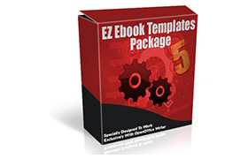 EZ Ebook Template Package V5