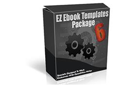 EZ Ebook Template Package V6