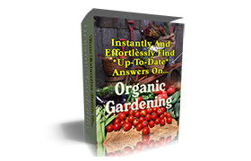 Organic Gardening Resources Module
