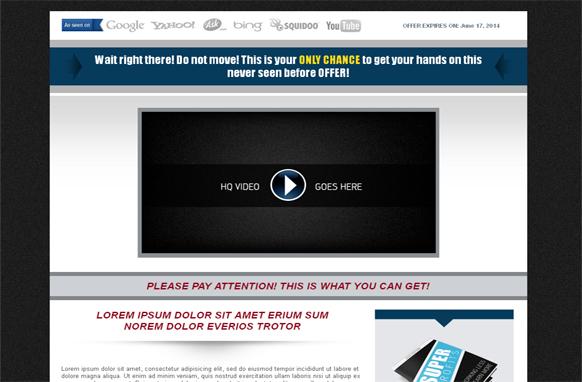 OTO HTML Web Template Edition 5