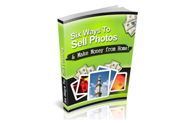 Six Ways To Sell Photos