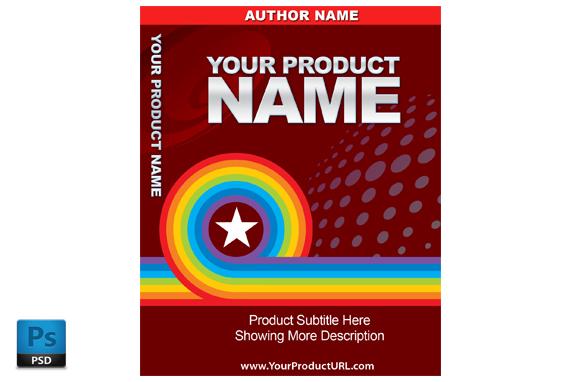 PSD Premade Ebook Cover Template Edition 13