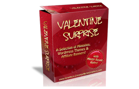 Valentines Surprise Website Graphics