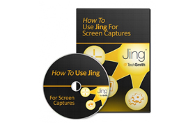 How To Use Jing For Screen Captures