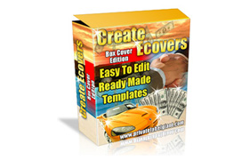 Create Ecovers Box Cover Edition