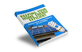 Keeping Your Home Energy Efficient