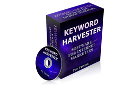 Keyword Harvester Edition 2