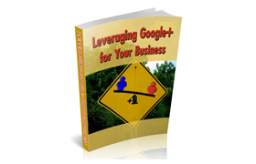 Leveraging Google Plus For Your Business
