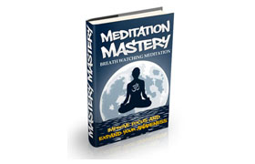 Meditation Mastery Breath Watching Meditation