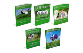 One Big Collection Of Golf Titles Edition 2